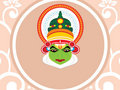 Beautiful illustration for happy onam Royalty Free Stock Photo