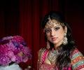 Beautiful Indian Bride Royalty Free Stock Photo