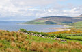 The beautiful isle of arran scotland Stock Photography
