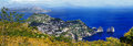 Beautiful Italy - Capri island Royalty Free Stock Photo