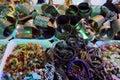 Beautiful jewelry Royalty Free Stock Photo
