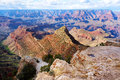 Beautiful landscape of Grand Canyon National Park, Arizona Royalty Free Stock Photo