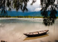 Beautiful landscape in Vietnam Stock Images