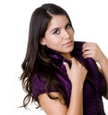 Beautiful latino young woman Royalty Free Stock Photography