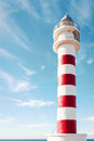 Beautiful lighthouse gran canaria Royalty Free Stock Photos