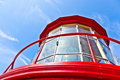 Beautiful lighthouse from Sankt Augustine Stock Images
