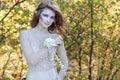 Beautiful lovely gentle graceful fairy