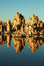 The beautiful Mono Lake Stock Images