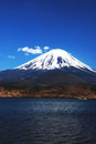 Beautiful Mount Fuji Stock Images