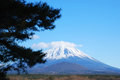 The beautiful Mount Fuji Royalty Free Stock Images