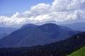Beautiful mountain scenery Royalty Free Stock Photo