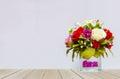 Beautiful Multi Color Of Roses...