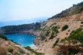 Beautiful picturesque Bay in Turkey Royalty Free Stock Photo