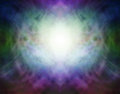 Beautiful Pranic Spiritual Energy Formation Background