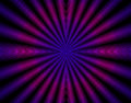 Beautiful purple pink rays abstract interference pattern back needs to be viewed larger than thumbnail symmetrical geometrical Royalty Free Stock Photography