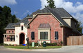 Beautiful Residential House Royalty Free Stock Photography