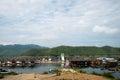 Beautiful resort vacation holiday travel throughout thailand Royalty Free Stock Photos