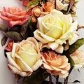 Beautiful Roses.Vintage styled
