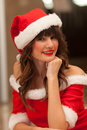 Beautiful Santa Royalty Free Stock Photos