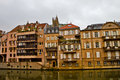 Beautiful scene in metz europe Stock Photos