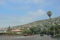 Beautiful Scenery of Southern California Royalty Free Stock Photo