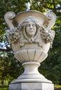 Beautiful Sculpture in Kensington Gardens Royalty Free Stock Photo
