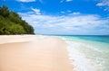 Beautiful sea and coastlines of Gili Meno Royalty Free Stock Photo