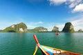 Beautiful sea in thailand at trang Stock Photos