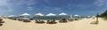 Beautiful sea of Vietnam Royalty Free Stock Photo