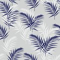 Beautiful seamless abstract floral pattern with palm orange leaves. Perfect for wallpapers, web page backgrounds. Royalty Free Stock Photo