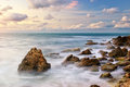Beautiful seascape composition of nature Royalty Free Stock Photos