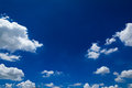 The beautiful sky with white clouds bright Stock Photos