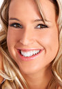 Beautiful smiling woman Royalty Free Stock Photo