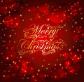 Beautiful sparkling holiday background Stock Images