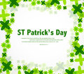 Beautiful st. patrick's day  Royalty Free Stock Photos