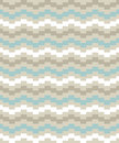 Beautiful striped chevron pattern. Royalty Free Stock Images