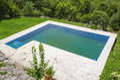 Beautiful swimming pool Royalty Free Stock Photo