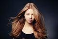 Beautiful teen girl portrait Royalty Free Stock Photo