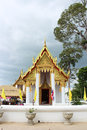 Beautiful Thailand Temple Royalty Free Stock Image