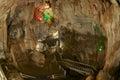 Beautiful Tham Jang cave, Vang Vieng, Laos