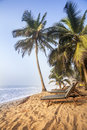 Beautiful tropical beach Royalty Free Stock Photo