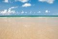 Beautiful Turquoise Sea