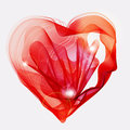 Beautiful Valentine's background Stock Images
