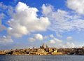 Beautiful Valletta Royalty Free Stock Images
