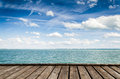 Beautiful view of Lake Balaton Royalty Free Stock Photo
