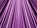 Beautiful violet fabric background blind Stock Photography