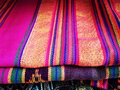 Beautiful weaving cloth