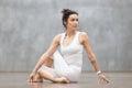 Beautiful Yoga: Matsyendrasana Pose