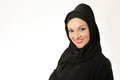 Beautiful young arabic woman Royalty Free Stock Photo
