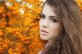 Beautiful Young Woman Portrait...